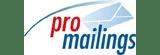 Promailings – Mit uns durchstarten Logo
